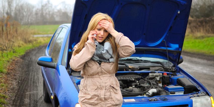 Autoankauf von Autos mit Motorschaden